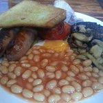 Lovely breakfast!!