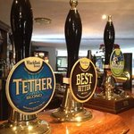 good selection of ales!
