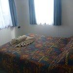 Main bedroom chalet 130