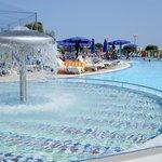 La piscina dei bambini