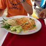 best vegetarian pad Thai