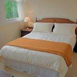 Peploe Apartment - Double Bedroom