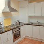Peploe Apartment - Kitchen