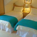 Peploe Apartment - Twin Bedroom