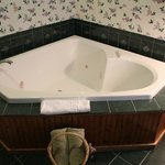 Jacuzzi in room (Lilac)