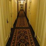 12th floor corridor