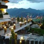 Panorama dall'Hotel