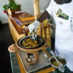 Learn about the ingredients, methods and culture behind the dishes prepared.