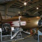 "Authentic ""Golden Hawks"" Canadair Sabre"