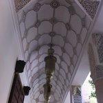 Riad architectural detail