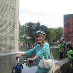 Water fountain/splash pad Millennium Park