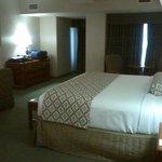 Honeymoon Suite Room 380