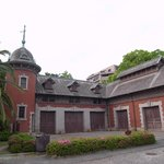 the former Kodera's stable 旧小寺家厩舎
