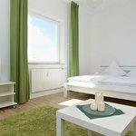 Comfort Apartment Schlafzimmer