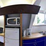 VVF Villages Belle-Ile-en-Mer : espace cuisine