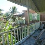 Palm's Unit Veranda