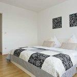 Deluxe Apartment Schlafzimmer