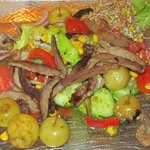 Wild Boar Salad