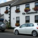 This is The Roundwood Inn not the pub that is pictured on the page which is opposite.