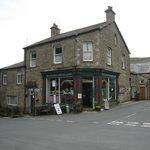 Kettlewell village store