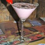 Ice cream cocktail