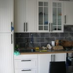 Alloggio Azzurra - La cucina