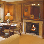 The Panelled Sitting Room