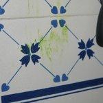 Azulejos da casa de banho