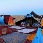 Photo de Bivouac les Touareg chez Bachir