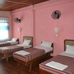 Dormitory Room-4 Single Beds