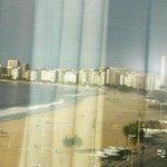 Despertarte y tener esta vista ,como al acostarse ,realmente hermoso !!!