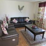 Suffolk Cottage1 Lounge