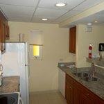 Unit 403A - Kitchen