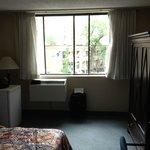 roomy room!