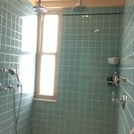 our awesome shower