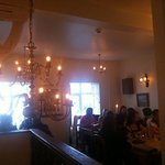 The Verona room of La Cucina Di Angelo's, can cater for party's of up to 30