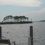 View of Ono Island!
