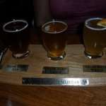 Harp Lager selection