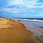 Beach at Topsail