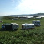 Rosguill Holiday Park, Caravan & Tent field