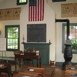 Schoolroom in Roscoe Village