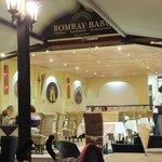 Entrance to the Bombay Babu
