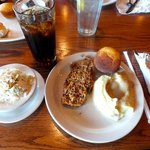 Meatloaf Lunch Special