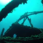 South Andros Shipwreck