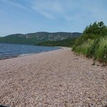Loch Ness beach