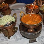 Delicious Indian food - so worth checking out!