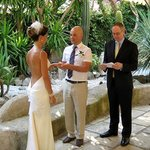Wedding Ceremony - Al Palazzo Restaurant Terrace