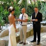 Wedding Ceremony - Al Palazzo Restaurant Terrace