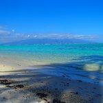 View of Tahiti-Nui