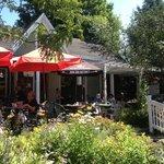 Cafe Floral Foto